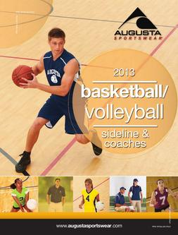 Basketball & Volleyball: Sideline & Coaches 2012