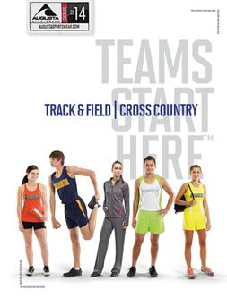 2014 Cross Country - Track & field