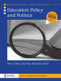 Education Policy and Politics 2010
