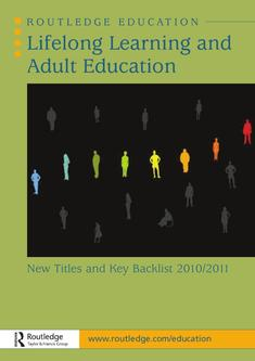 Lifelong Learning and Adult Education 2010