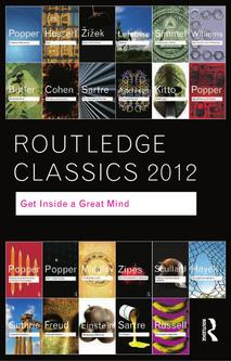 Routledge Classics New Titles and Key Backlist 2012