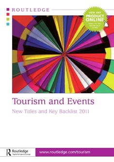 Tourism and Events 2011