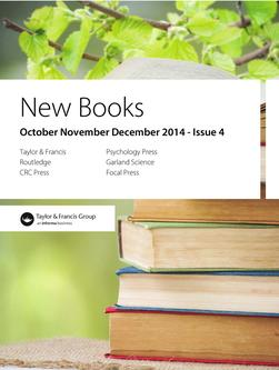 New Books October November December 2014