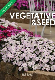 2015 Ball Seed New Varieties Supplement