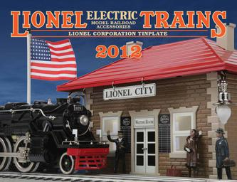 2012 Lionel Corporation Tinplate