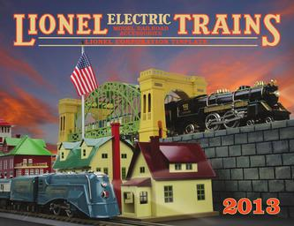 2013 Lionel Corporation Tinplate Catalog