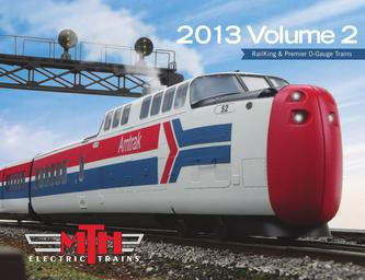 2013 Volume 2 O Gauge Catalog
