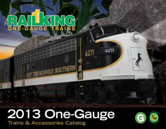 2013 RailKing One Gauge