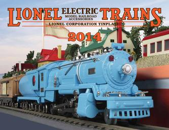 2014 Lionel Corporation Tinplate Catalog