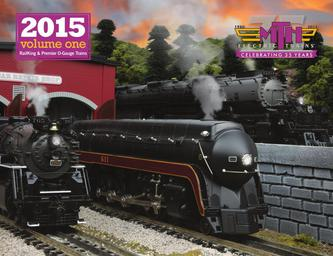 2015 Volume 1 O Gauge Catalog