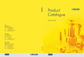 Product Catalogue Issue No 83