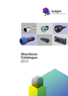 Shortform Catalogue 2013