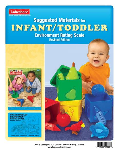 Infant Toddler Environment Rating Scale 2011 By Lakeshore