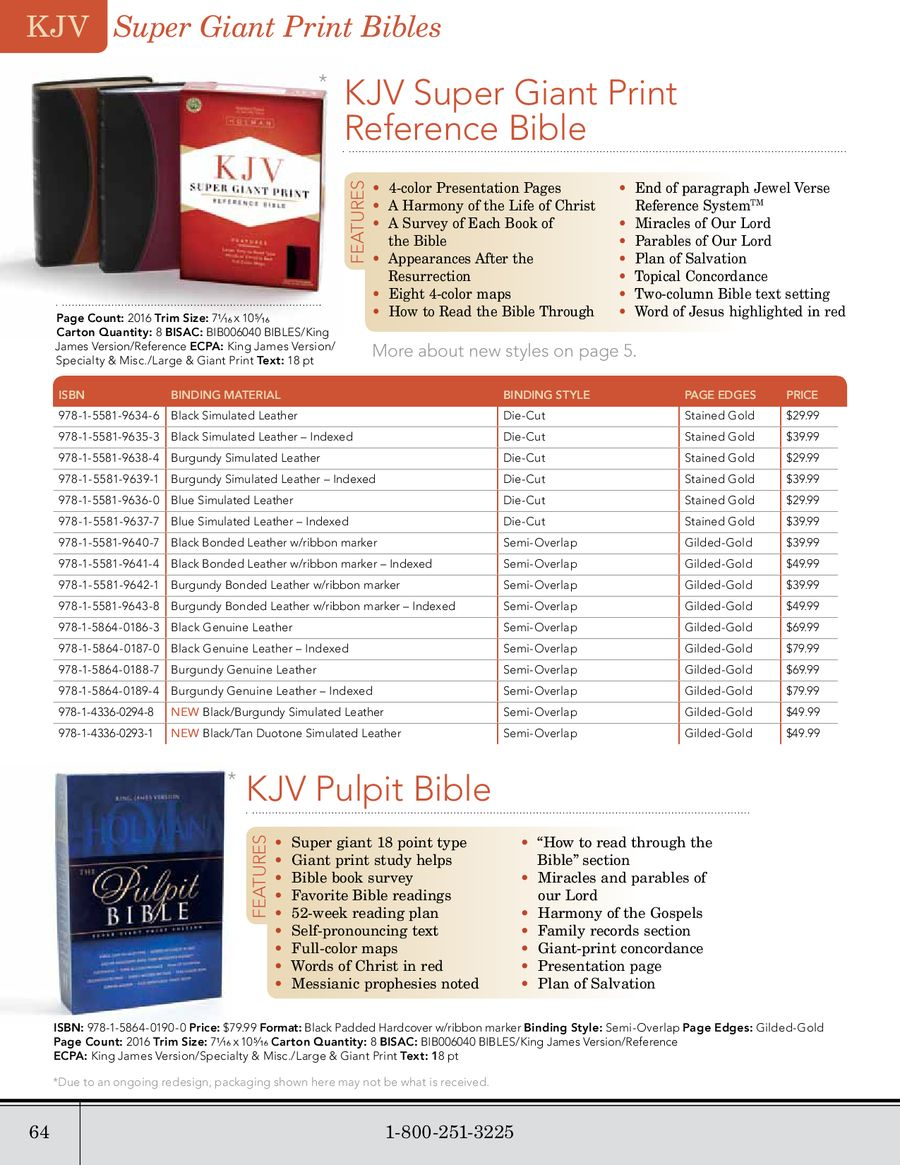Page 66 of Bible & Reference 2012-2013