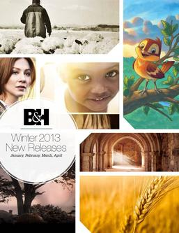 Winter 2013 New Releases