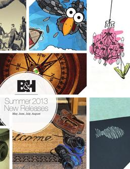 Summer 2013 New Releases