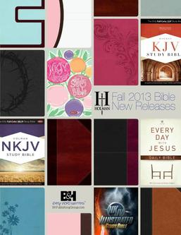 Bible & Reference New Releases 2013
