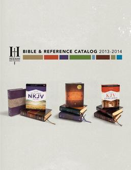 Bible & Reference 2013-2014