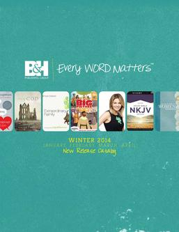 Winter 2014 New Releases