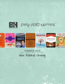 Summer 2014 New Releases