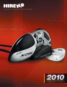 2010 Golf Equipment