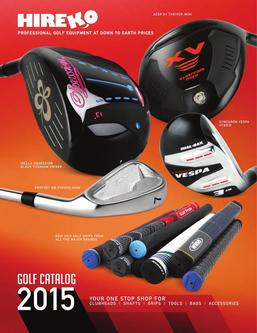 Golf Equipment 2015