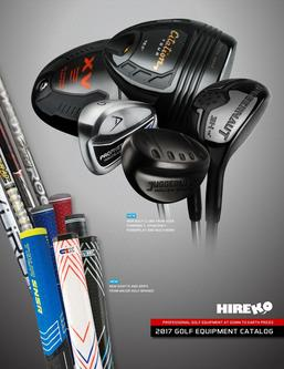 2017 Golf Equipment
