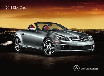 Mercedes brochure in 2011 slk class by mercedes benz usa for Mercedes benz usa llc montvale