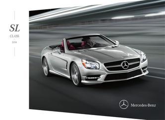 2014 mercedes benz sl class by mercedes benz usa for Mercedes benz usa llc montvale