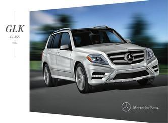 2014 mercedes benz glk class by mercedes benz usa for Mercedes benz usa llc montvale
