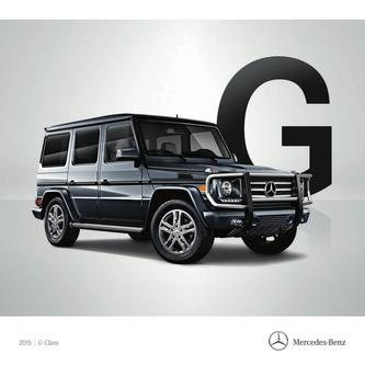 Mercedes benz usa catalogs 2015 g class by mercedes benz usa altavistaventures Image collections