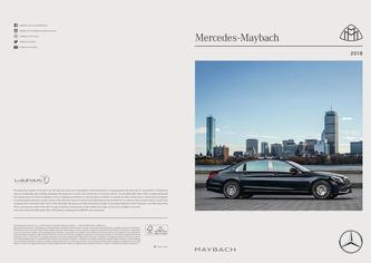 2018 MB S-Class Maybach
