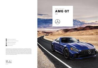 2020 MB AMG GT