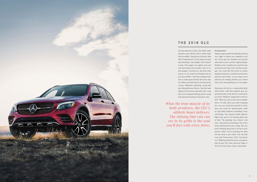 2018 MB GLC-Class by Mercedes-Benz USA