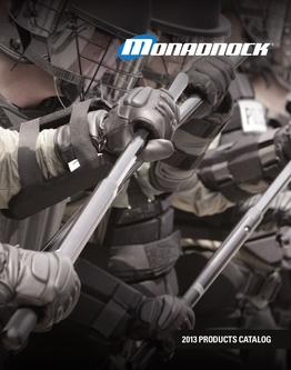 2013 Monadnock Less Lethal Products