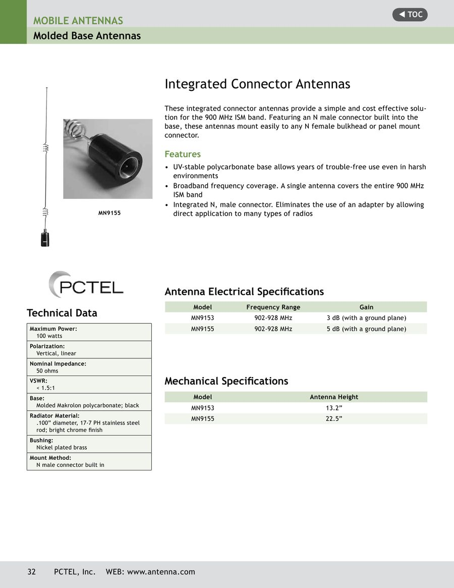 Page 28 of 2010 Mobile Antenna