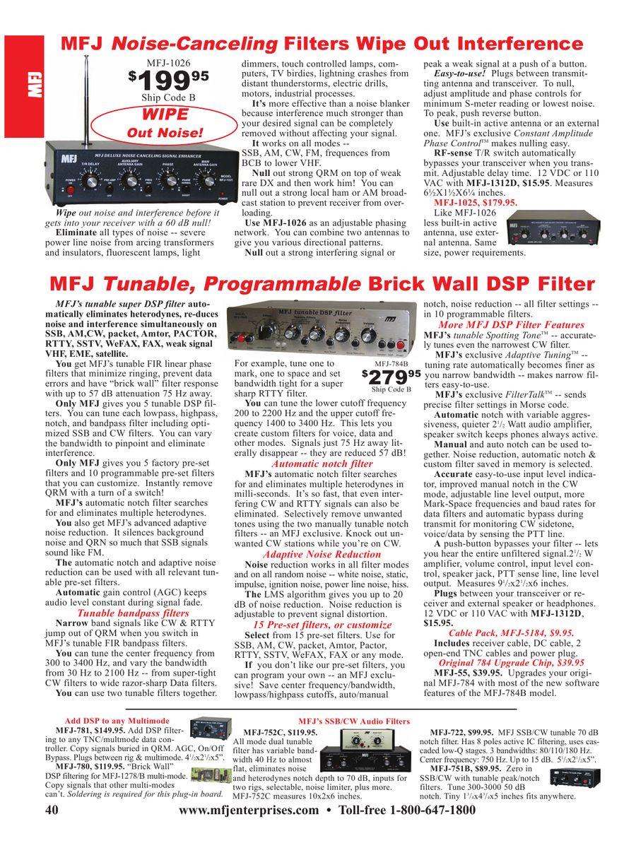 Page 42 of HAM Radio 2011