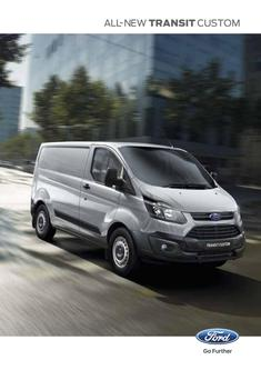 All-New Transit Custom 2014
