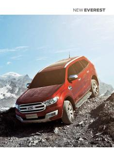 Ford New Everest 2015