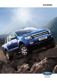 Ford Ranger Jul2015