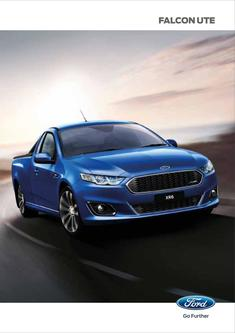 Ford Falcon Ute 2015