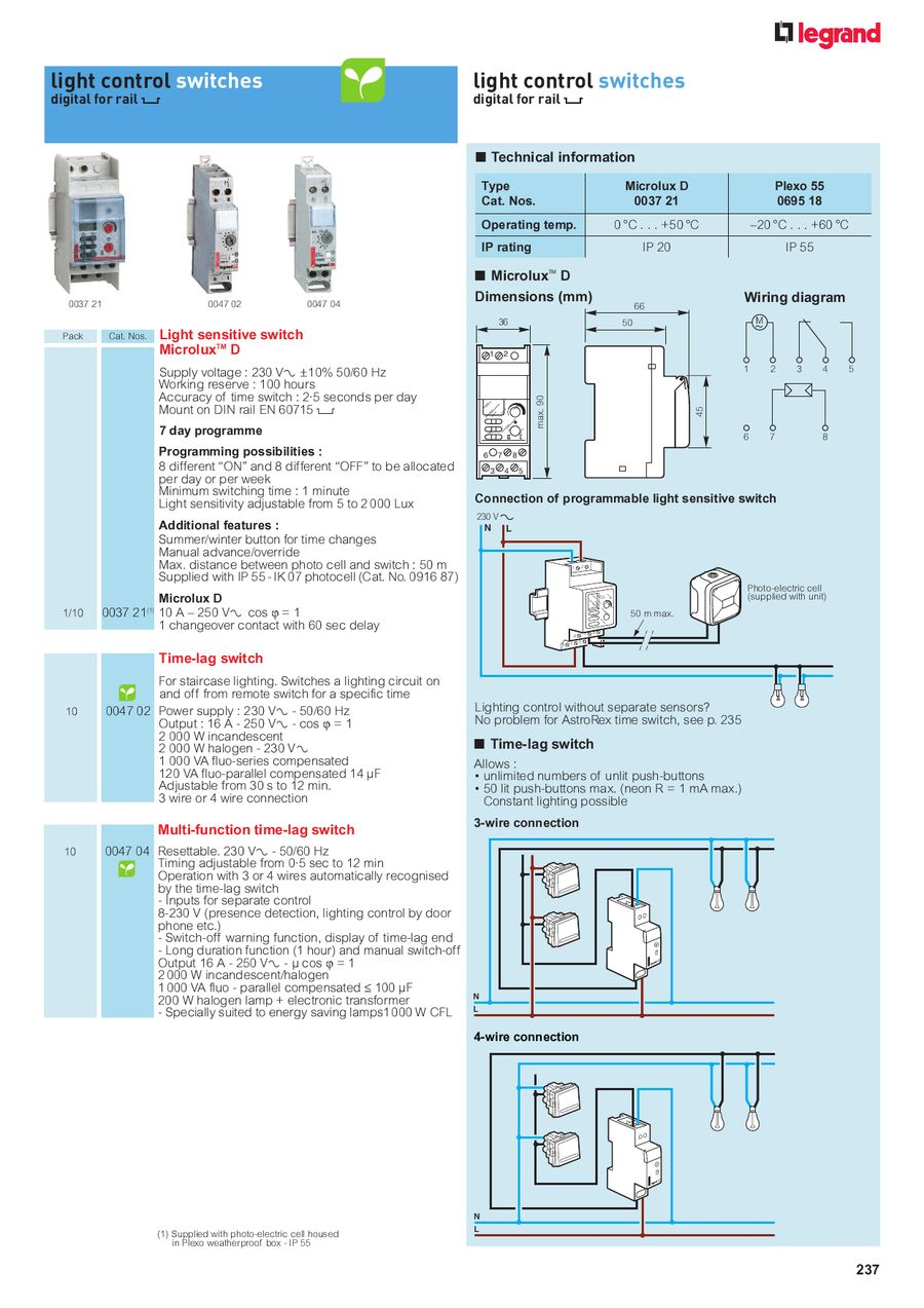 Page 236 of Wiring devices 2010/11