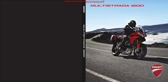 2010 Ducati Multistrada Parts and Apparel