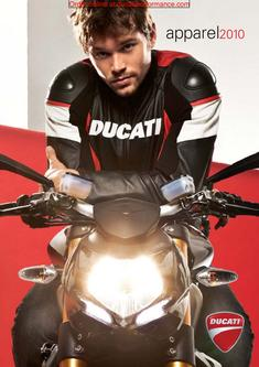 2010 Ducati Performance Apparel