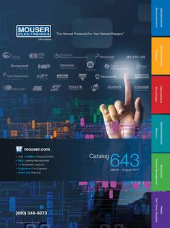 Catalogue: Mouser Electronics Full Catalogue with Search Index 2011