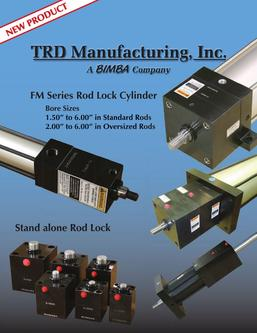 TRD FM Series Rod Lock 2011