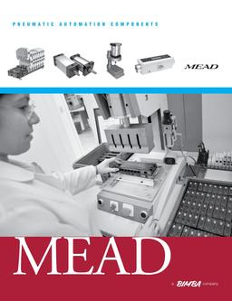 Mead Standard Pneumatic Automation Components 2011