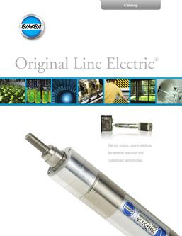 Electric Actuators 2011