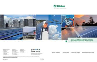 Solar Products 2017