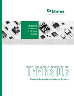 Thyristor Solid-state switches 2017